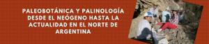 Paleobotánica y Palinología