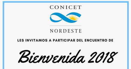 BIENVENIDA2018