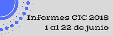 Informes CIC2018
