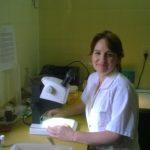 Dra. Franceschini, María C. - Miembro Suplente